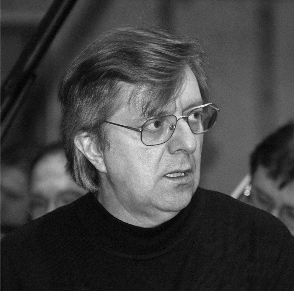 Piotr Paleczny - photo Cezary Wieroński