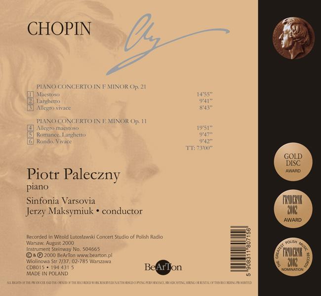 Chopin - Sonaty