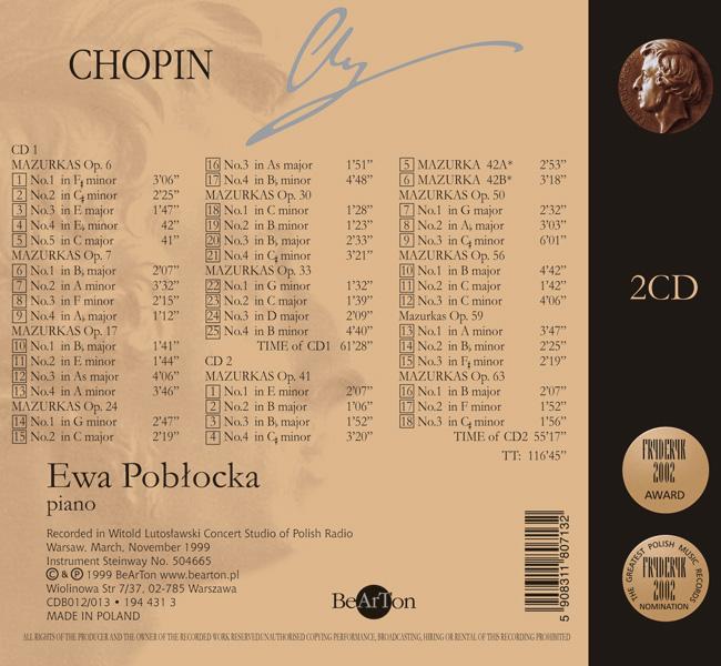 Chopin - Mazurki