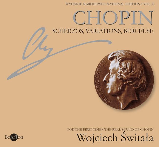 Chopin - Scherza Wariacje Berceuse