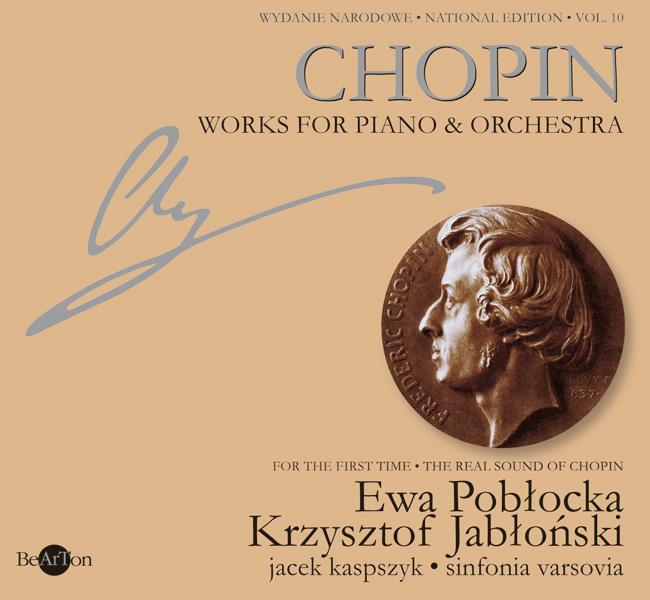 Chopin - Utwory na fortepian i orkiestrę