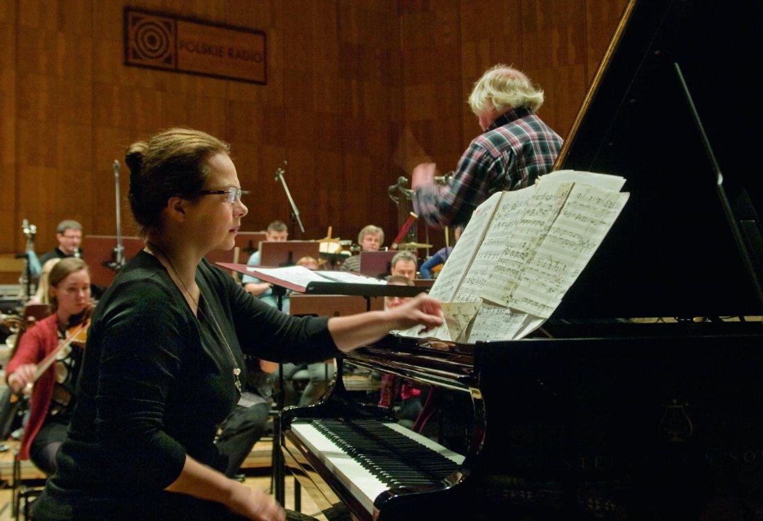 Ewa Pobłocka, Sinfonia Varsovia