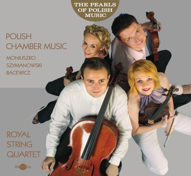 Moniuszko, Szymanowski, Bacewicz - Kwartety