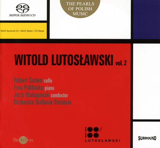 Witold Lutosławski Vol. 2 CDB052